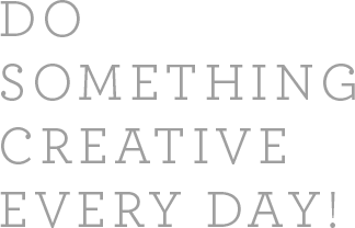 do-something-creative